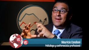 Malkah Nobigrot habla con Mauricio Candiani - Parte 2