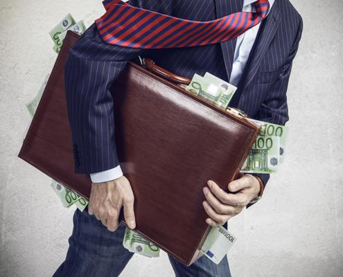 Y en tu empresa, ¿cómo reaccionan a las iniciativas de corrupción privada?