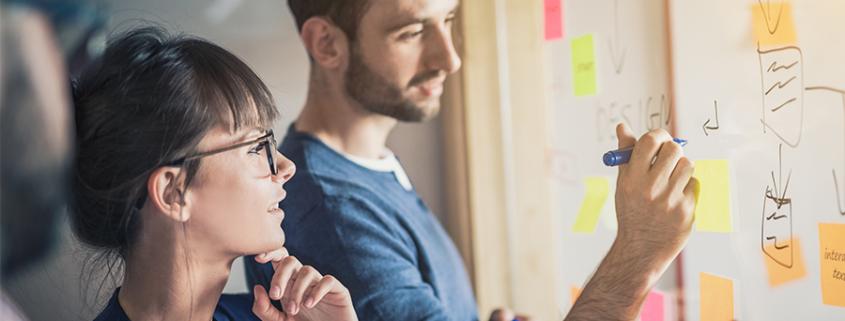 3 pasos para gestionar ideas que pueden apuntalar tu éxito