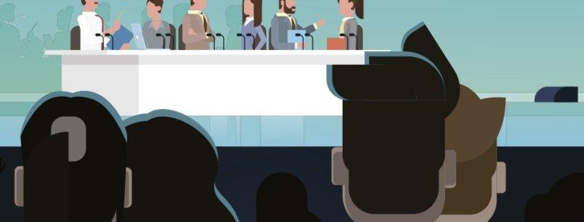 DO´s & DON´Ts en un panel de discusión que busca resultar relevante